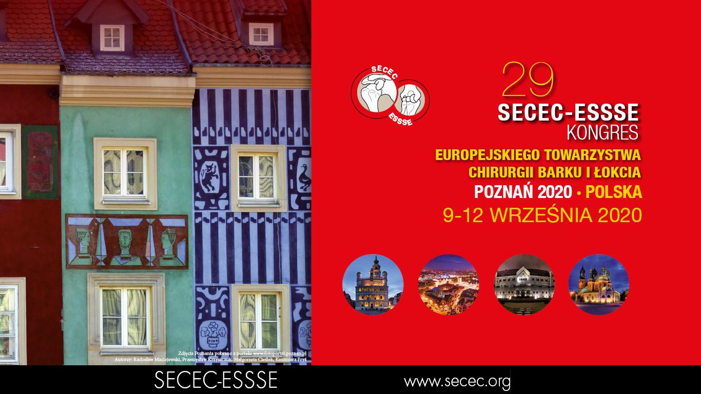 29. Kongres Europejskiego Towarzystwa Chirurgii Barku i Łokcia