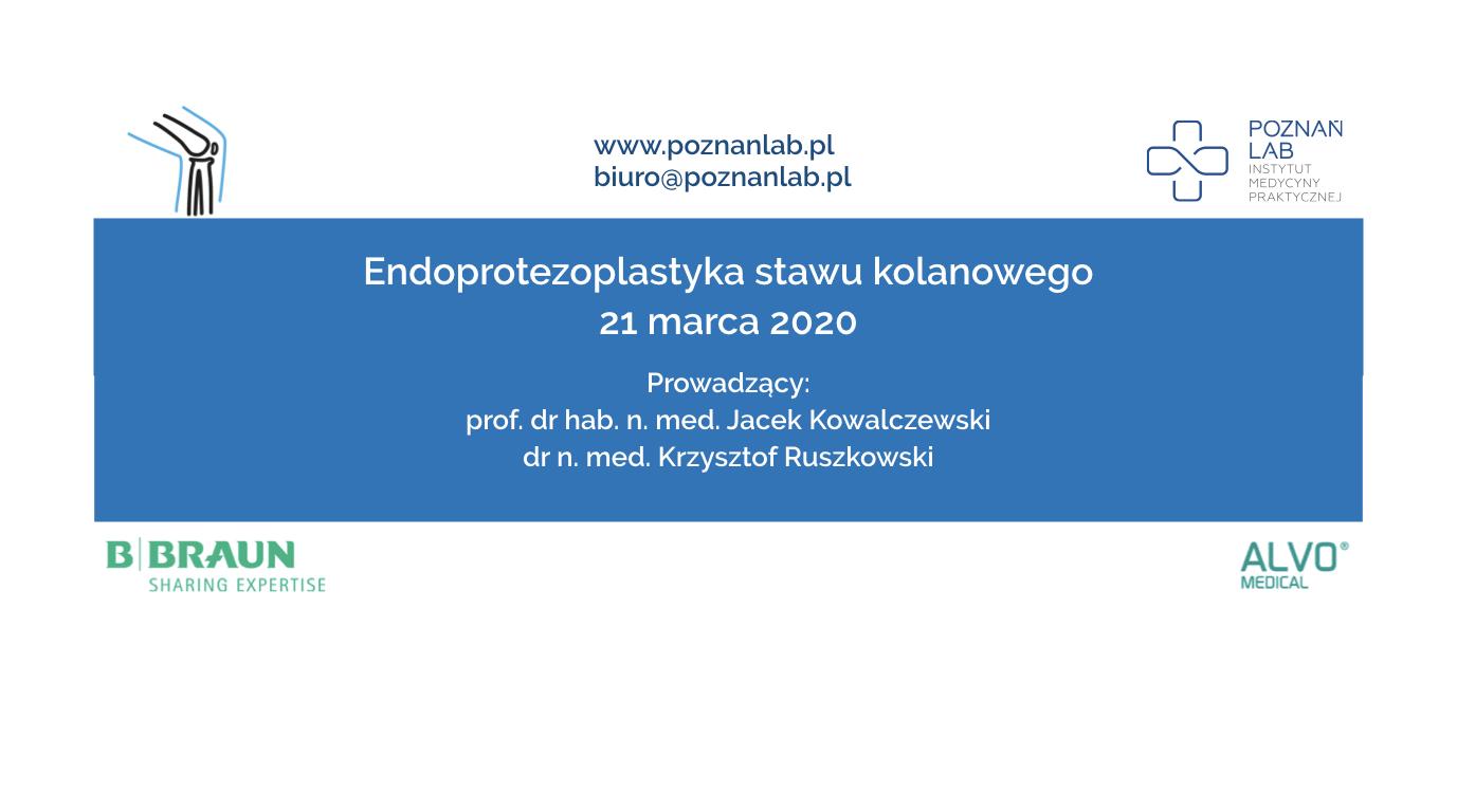 Endoprotezoplastyka stawu kolanowego
